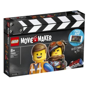 70820 LEGO Movie Maker 8+ - 70820 LEGO Movie Maker 8+