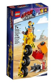 70823 LEGO Movie 2 Emmets trehjuling! 7+ - 70823 LEGO Movie 2 Emmets trehjuling! 7+