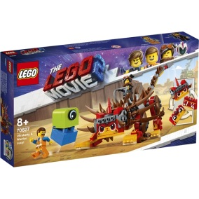 70827 LEGO Movie UltraKatty & Krigar-Lucy 8+ - 70827 LEGO Movie UltraKatty & Krigar-Lucy 8+