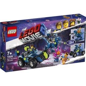70826 LEGO Movie Rex Rex-trema Terrängbil 7+ - 70826 LEGO Movie Rex Rex-trema Terrängbil 7+