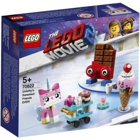 70822 LEGO Movie Unikittys Bästa Vänner 5+ - 70822 LEGO Movie Unikittys Bästa Vänner 5+