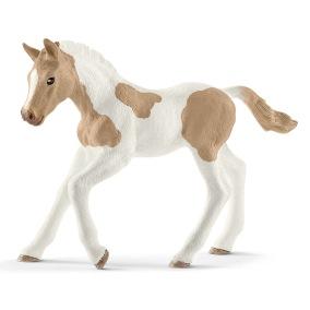 Schleich Paint horse, föl 13886 - Schleich Paint horse, föl 13886