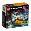 LEGO Overwatch 75970 - Tracer vs. Widowmaker 8+
