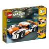 LEGO Creator 31089 - Orange racerbil 7+
