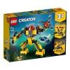 LEGO Creator 31090 - Undervattensrobot 7+