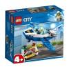 LEGO City Police 60206, Luftpolisens jetpatrull 4+