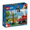 LEGO City Fire 60212, Grillbrand 4+