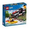 LEGO City Great Vehicles 60240, Kajakäventyr 5+