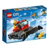 LEGO City Great Vehicles 60222, Pistmaskin 6+