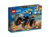 LEGO City Great Vehicles 60180, Monstertruck 6-12 År