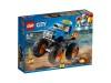 LEGO City Great Vehicles 60180, Monstertruck 6-12 År