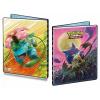 Pokemon Pärm för 252 samlarbilder UltraPro Portfolio
