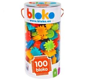 Bloko - 100 Klossar 1-6 År - Bloko - 100 Klossar 1-6 År