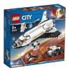 60226 Marsforskningsfarkost LEGO City 5+