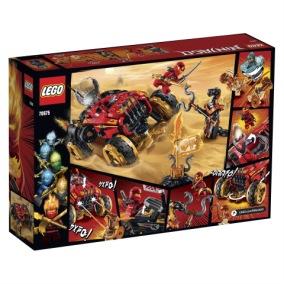 70675 Katana 4x4 LEGO Ninjago 8+ - 70675 Katana 4x4 LEGO Ninjago 8+