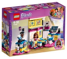 41329 Olivias Lyxiga Sovrum LEGO Friends 6+ - 41329 Olivias Lyxiga Sovrum LEGO Friends 6+