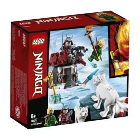 70671 Lloyds resa LEGO Ninjago 6+ - 70671 Lloyds resa LEGO Ninjago 6+