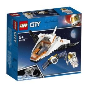 60224 Satellitservice LEGO City 5+ - 60224 Satellitservice LEGO City 5+