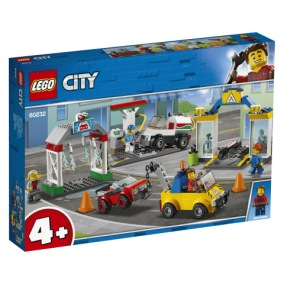 60232 Fordoncenter LEGO City 4+ - 60232 Fordoncenter LEGO City 4+