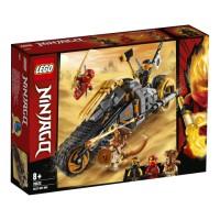 70672 LEGO Ninjago Coles crossmotorcykel 8+