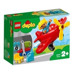 LEGO DUPLO Town 10908 - Flygplan 2+ - LEGO DUPLO Town 10908 - Flygplan 2+