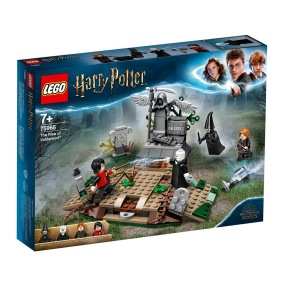 LEGO Harry Potter TM 75965 The Rise of Voldemort 7+ - LEGO Harry Potter TM 75965 The Rise of Voldemort 7+