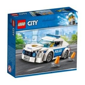 LEGO City Police 60239 - Polispatrullbil 5+ - LEGO City Police 60239 - Polispatrullbil 5+