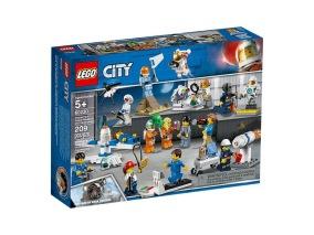 LEGO City Space Port 60230 - Figurpaket - Rymdforskning och utveckling 5+ Limited Edition - LEGO City Space Port 60230 - Figurpaket - Rymdforskning och utveckling 5+ Limited Edition