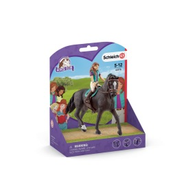 Schleich Horse Club Lisa & Storm 42516 - Schleich Horse Club Lisa & Storm 42516