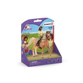 Schleich Horse Club Sarah & Mystery 42517 - Schleich Horse Club Sarah & Mystery 42517
