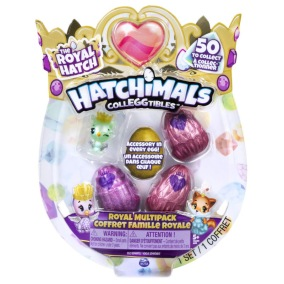 Hatchimals Colleggtibles S6 Royal Multipack - Hatchimals Colleggtibles S6 Royal Multipack