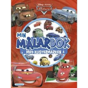Disney Bilar 3 målarbok - Disney Bilar 3 målarbok