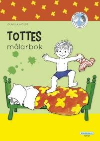 Målarbok Totte - Målarbok Totte