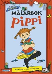 Målarbok Pippi - Målarbok Pippi