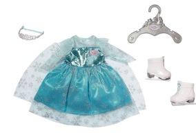 BABY born Princess On Ice Set 43cm - BABY born Princess On Ice Set 43cm