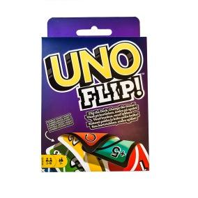 Uno - Flip 7+ - Uno - Flip 7+