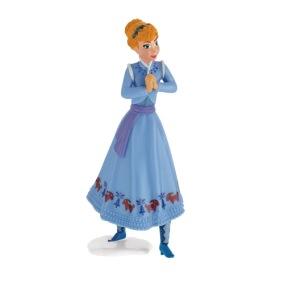 Bullyland WD Figur Disney Princess Frost Frozen ANNA Frostiga Äventyr - Bullyland WD Figur Disney Princess Frost Frozen ANNA Frostiga Äventyr