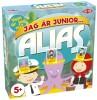 Barnspel, Jag är junior... Alias