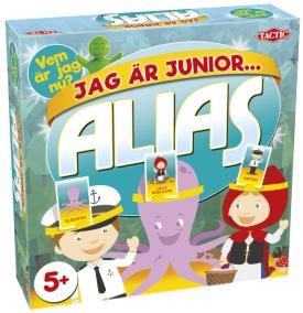 Barnspel, Jag är junior... Alias - Barnspel, Jag är junior... Alias