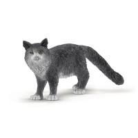 Schleich Maine Coon Katt 13893