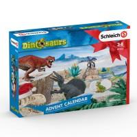Schleich 97982, Adventskalender Dinosaurier