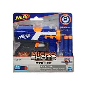 NERF Micro Shots Stryfe 8+ - NERF Micro Shots Stryfe 8+