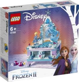 LEGO Disney Frozen 41168 - Elsas smyckeskrin 6+ - LEGO Disney Frozen 41168 - Elsas smyckeskrin 6+