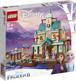 LEGO Disney Frozen 41167 - Arendals slottsby 5+ - LEGO Disney Frozen 41167 - Arendals slottsby 5+