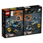 Lego Technic 42095, Radiostryd stuntracer
