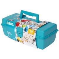 BRIO Builder 34586 Byggsats för nybörjare 3+