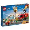 LEGO® City 60214 Brandkårsutryckning 5+
