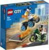 60255 LEGO city Stuntteam 5+