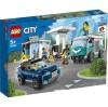 60257 LEGO city Bensinstation 5+
