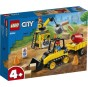 60252 LEGO city Bulldozer 5+ - 60252 LEGO city Bulldozer 5+